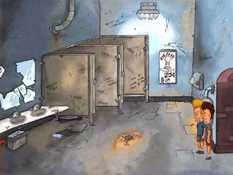 Nhà vệ sinh ẩm ướt, bẩn thỉu khiến âm khí càng nặng nề