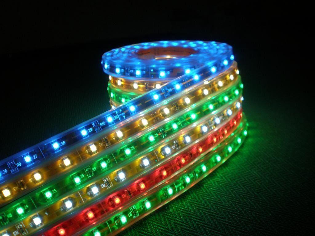 Sử dụng đèn LED chiếu sáng để bắt kịp xu thế mới