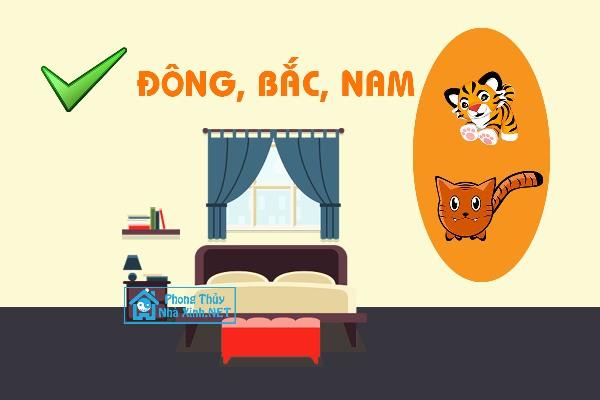 Chon huong ke giuong sai phong thuy dan-mao