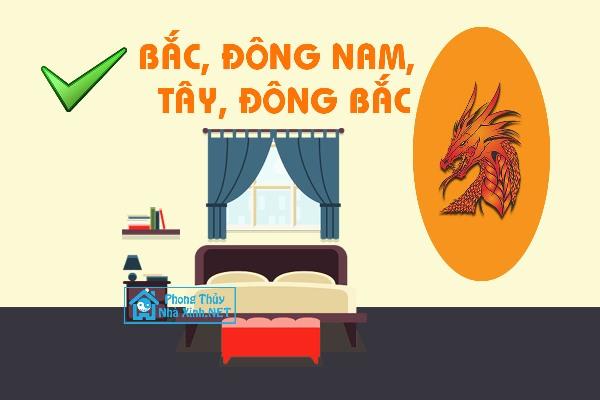 Chon huong ke giuong sai phong thuy-thin