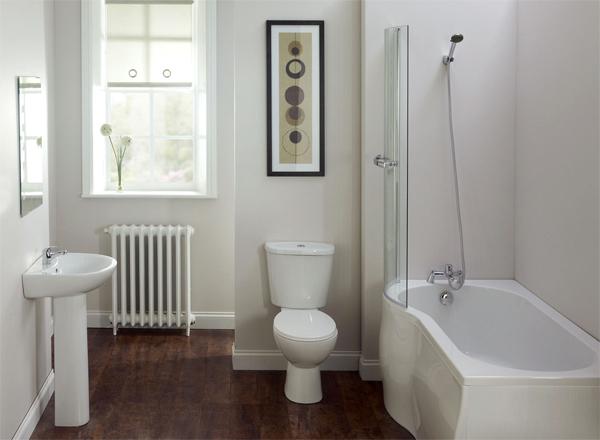Nhà vệ sinh không nên đặt ở giữa nhà, nếu không uế khí sẽ ảnh hưởng tới toàn bộ ngôi nhà (Ảnh minh họa)