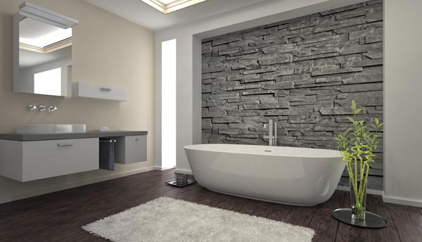 Dù có thừa diện tích cũng không nên đặt nhà vệ sinh ở giữa nhà (Ảnh minh họa)