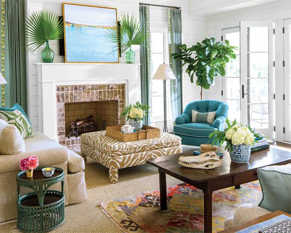 Theo phong thủy nội thất, cây xanh không nên cao quá 2/3 chiều cao của phòng (Ảnh minh họa: S.L)