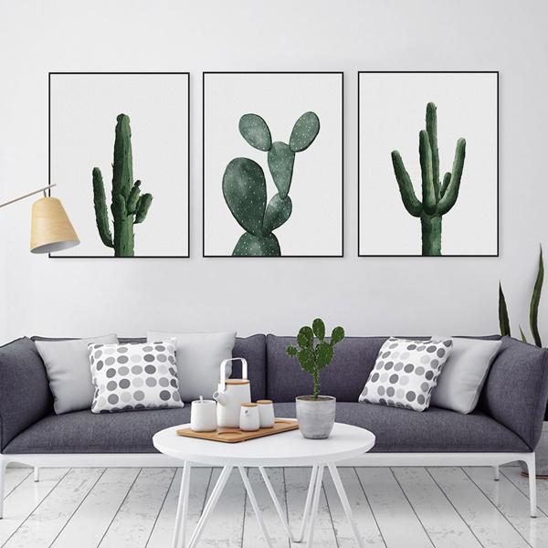 Tránh trưng bày những cây có độc dược hoặc gai nhọn trong nhà (Ảnh minh họa: A.F)