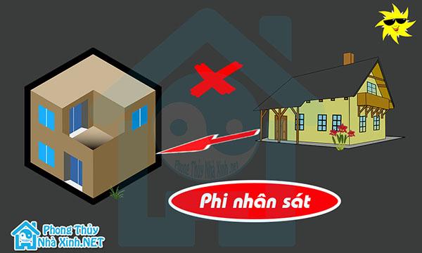 15-phi nhan sat-Nhung kieu nha o pham phong thuy khien gia chu song do chet do P2