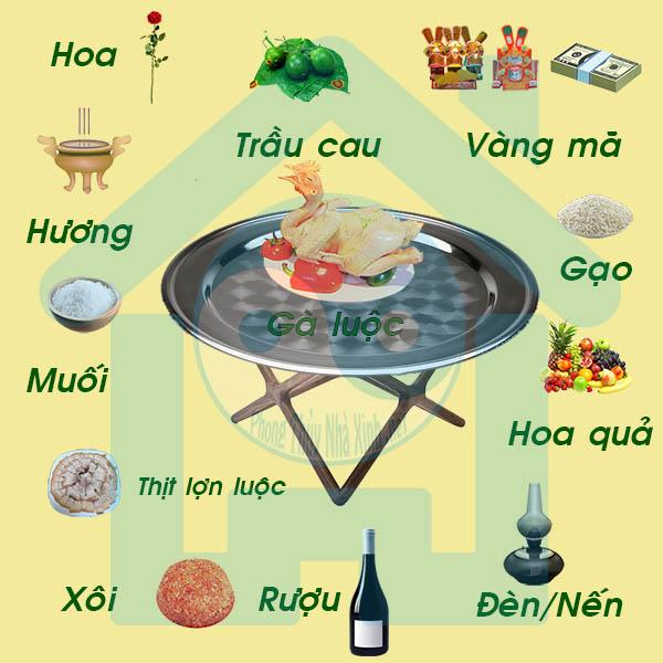 Nghi thuc lam le dong tho xay nha moi day du theo phong tuc cua nguoi Viet (1)