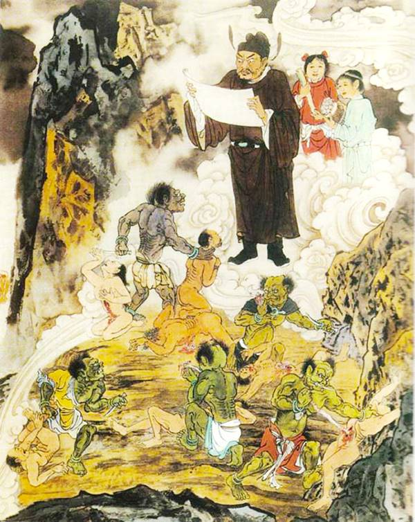 Phan biet Le Vu Lan le xa toi vong nhan va nghi thuc Bong Hong Cai Ao (6)